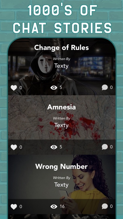 TEXTY: Chat Stories Text Story