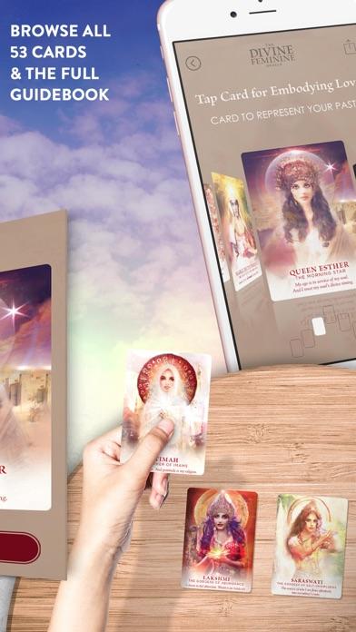 The Divine Feminine Oracle screenshot 2