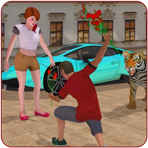 Virtual Girlfriend Love Story