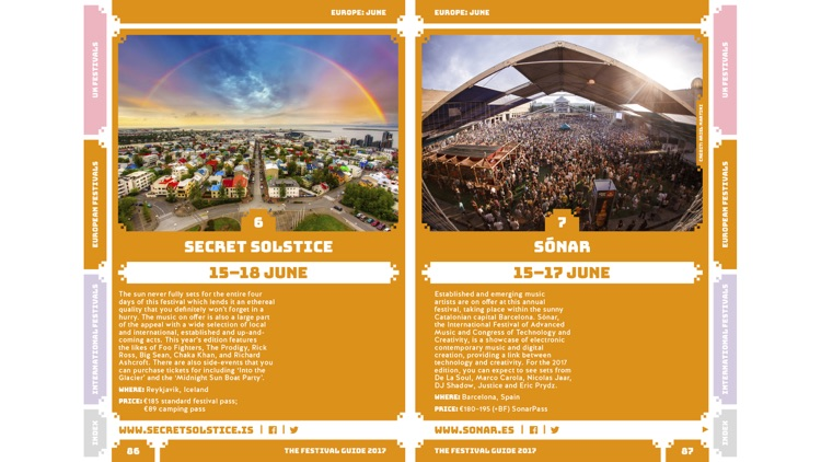 The Festival Guide screenshot-3
