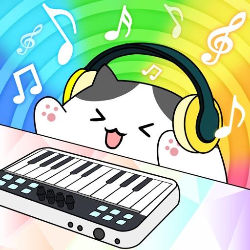 节奏猫咪-超萌系音乐游戏