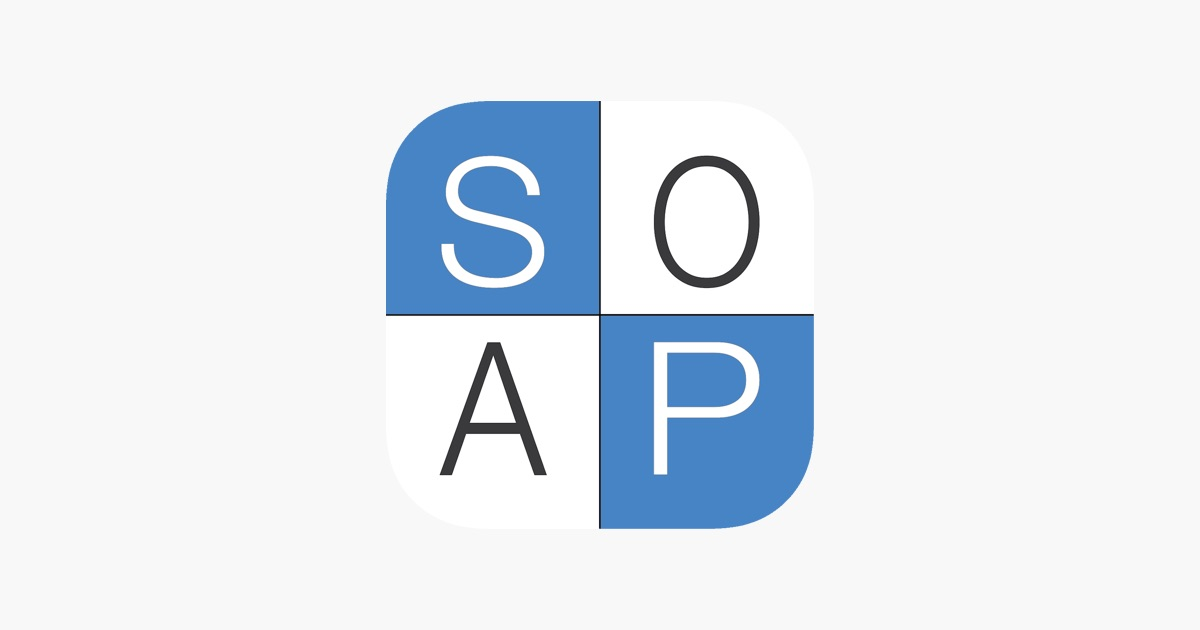 Soap Notes On The App Store