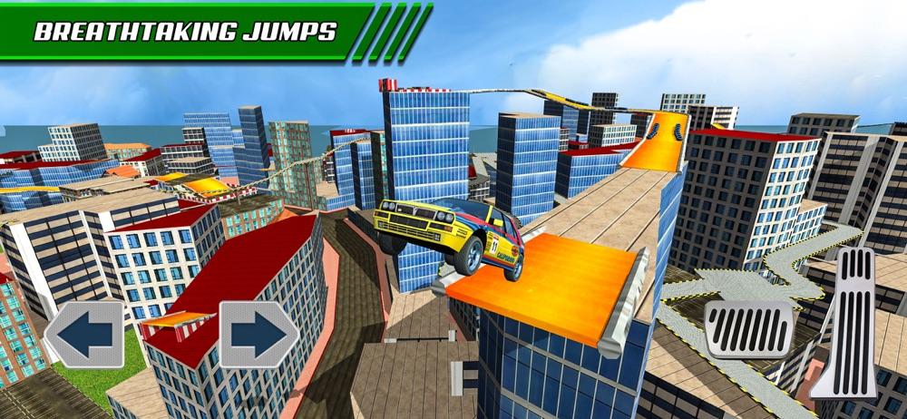 Roof Jumping: Stunt Driver Sim hack tool