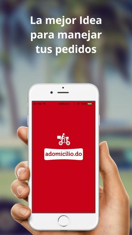 Adomicilio.do para Comercios screenshot-4