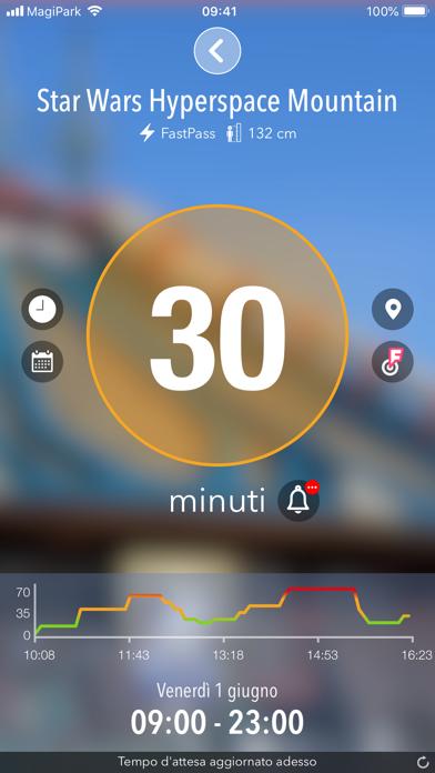 Screenshot of MagiPark per Disneyland Paris2