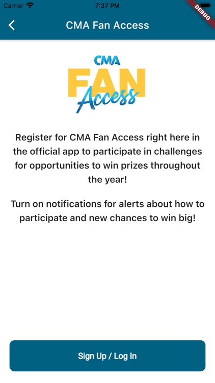 CMA Connect App screenshot-5