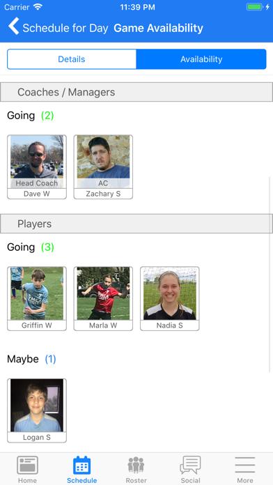 Squad Genius screenshot four