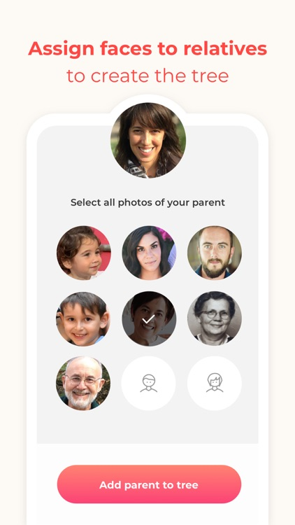 Photo Family Tree screenshot-3