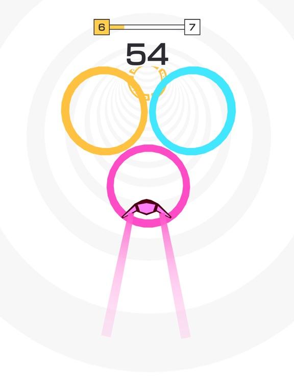 Colorful Rings screenshot 8