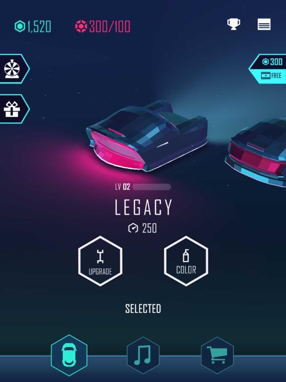 Beat Racer-Beats the world! screenshot 6