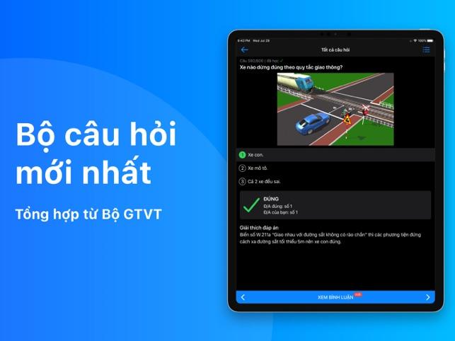 Ôn Thi GPLX 600 Câu - OTOMOTO