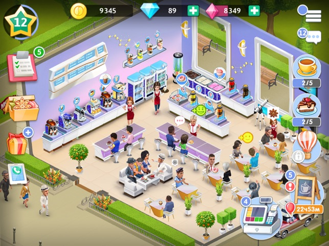 Spiel my tipps cafe Small Business