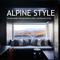 App Icon for AlpineStyle Magazine App in Nigeria IOS App Store