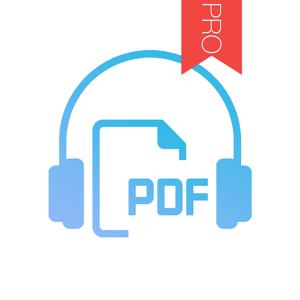 PDF Voice Reader Pro app