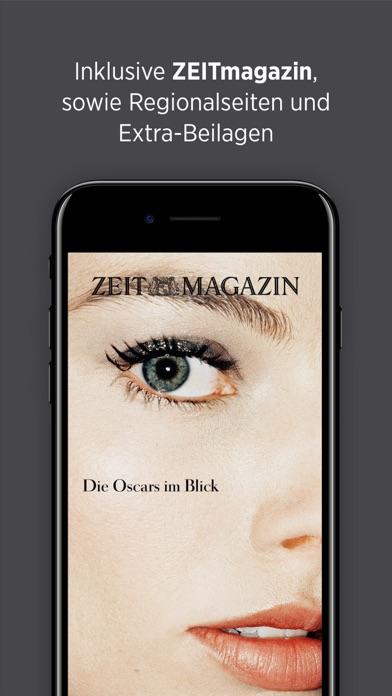 Die Zeit review screenshots
