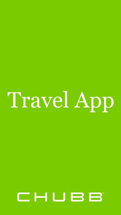 Chubb Travel App