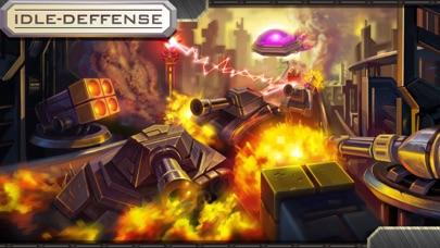 Idle Defense: tanks vs. tower screenshot one