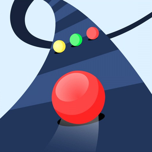 Color Road! app for iphone