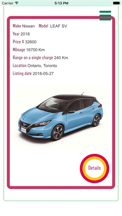Electric Cars Trade