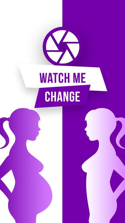 Watch Me Change Pregnancy