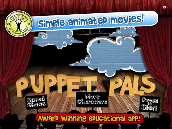 Puppet Pals HD Director's Passのおすすめ画像1