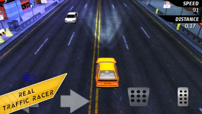 City Traffic Racer: Highway Es screenshot one