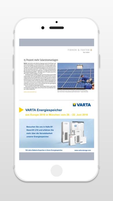 IKZ Energy - ZeitschriftScreenshot von 5