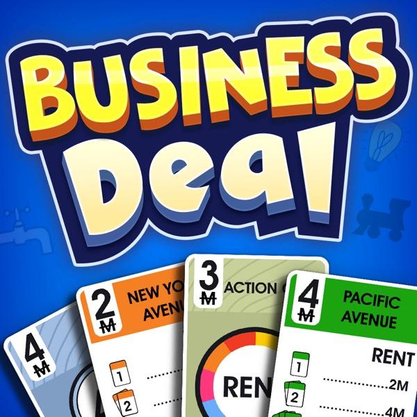 Business Deal: Fun Card Game