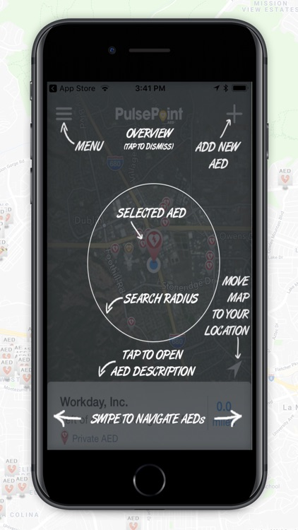 PulsePoint AED screenshot-3