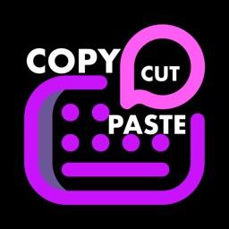 Cut Copy Paste Keyboard