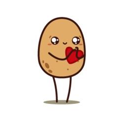 Dancing Potato