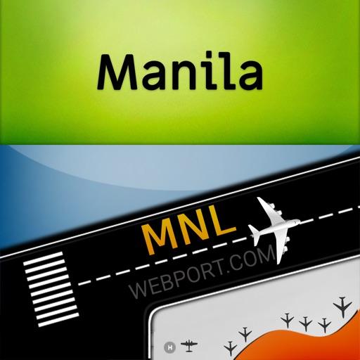 Manila Airport (MNL) + Radar