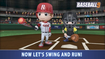 Screenshot 2 Baseball 9
