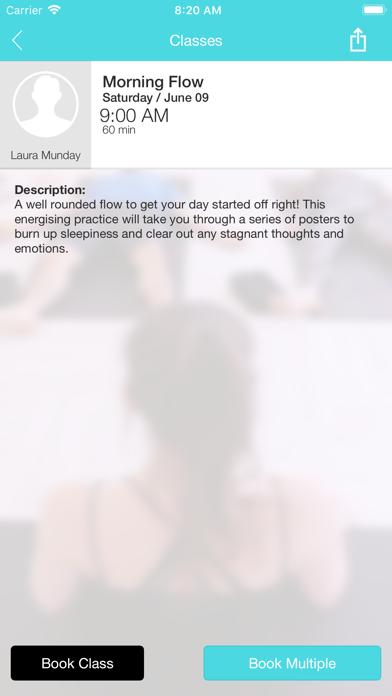 Leo Yoga Marlow screenshot four