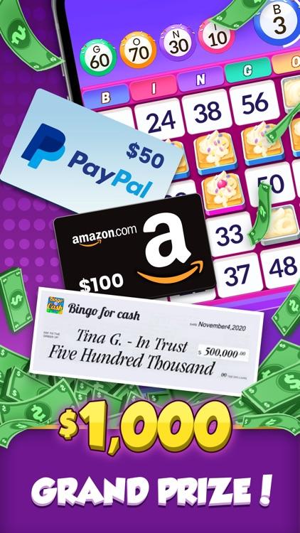 Bingo For Cash - Real Money screenshot-7