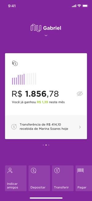 Nubank On The App Store