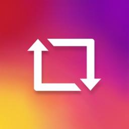 Repost for Instagram - Pro