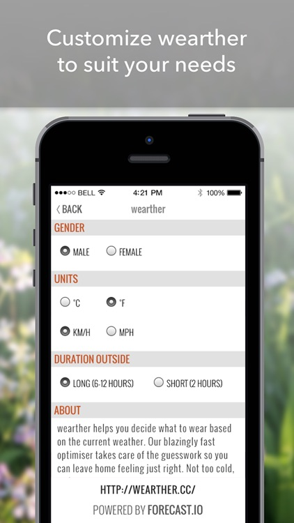wearther - weather forecast screenshot-3