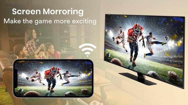 Screen Mirroring & TV Miracast