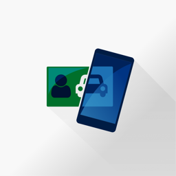 Ícone do app Carteira Digital de Trânsito