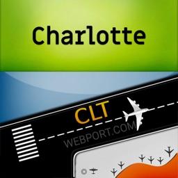 Charlotte Airport Info + Radar