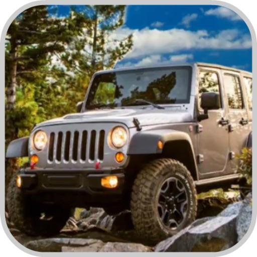 Hill Driving: 3D Jeep Simulato