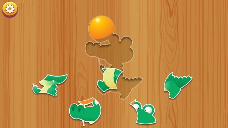 Baby Animal Jigsaw Puzzles screenshot-6