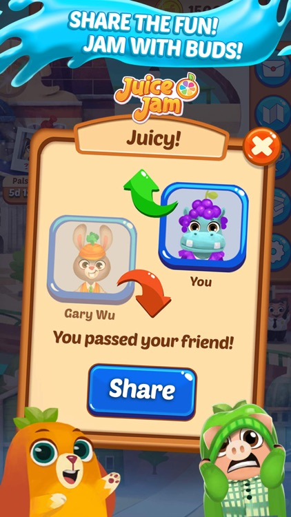 Juice Jam screenshot-6