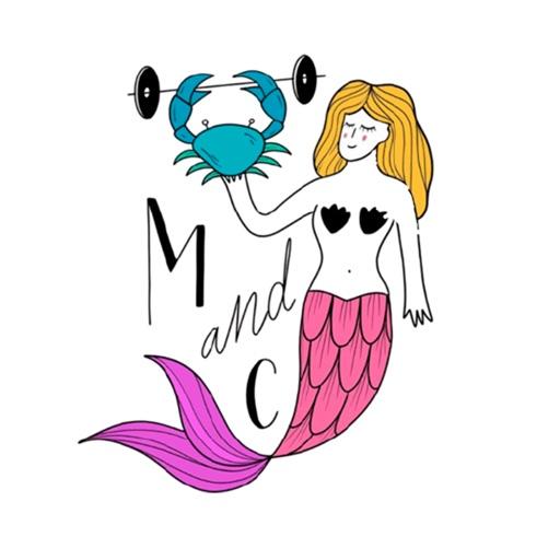 M&C Mermaids and Cecce