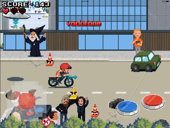 Attack Of The Cones screenshot 15