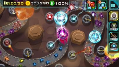 Idle Defense: tanks vs. tower screenshot two
