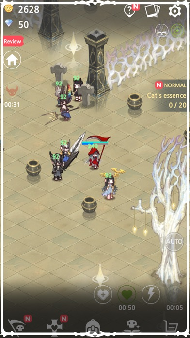 Screenshot 4 GrowNecromancer