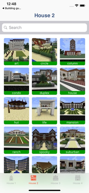 House & Building for Minecraft on the App Store
