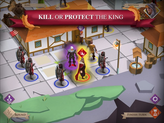 King and Assassins screenshot 10